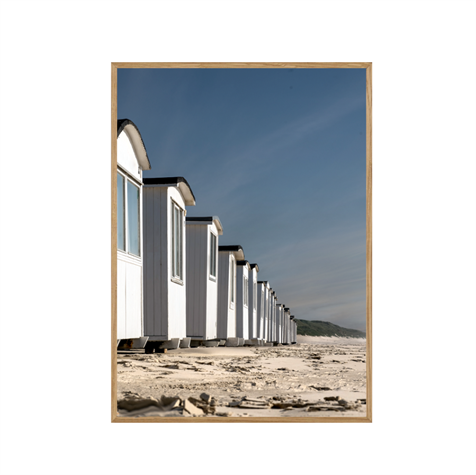Beach Houses, plakat