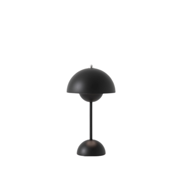 Flowerpot transportabel bordlampe, VP9